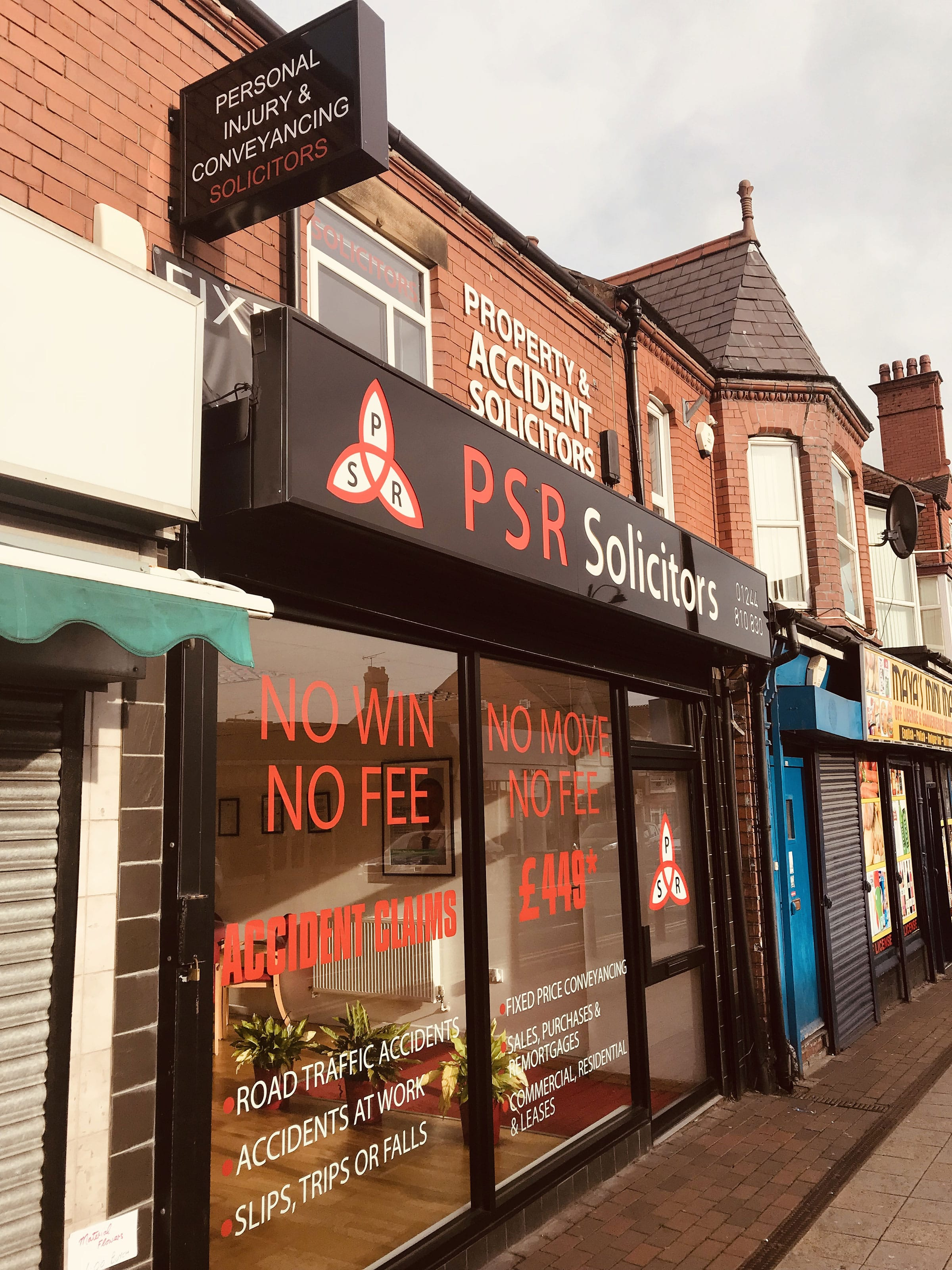 PSR Solicitors in Shotton