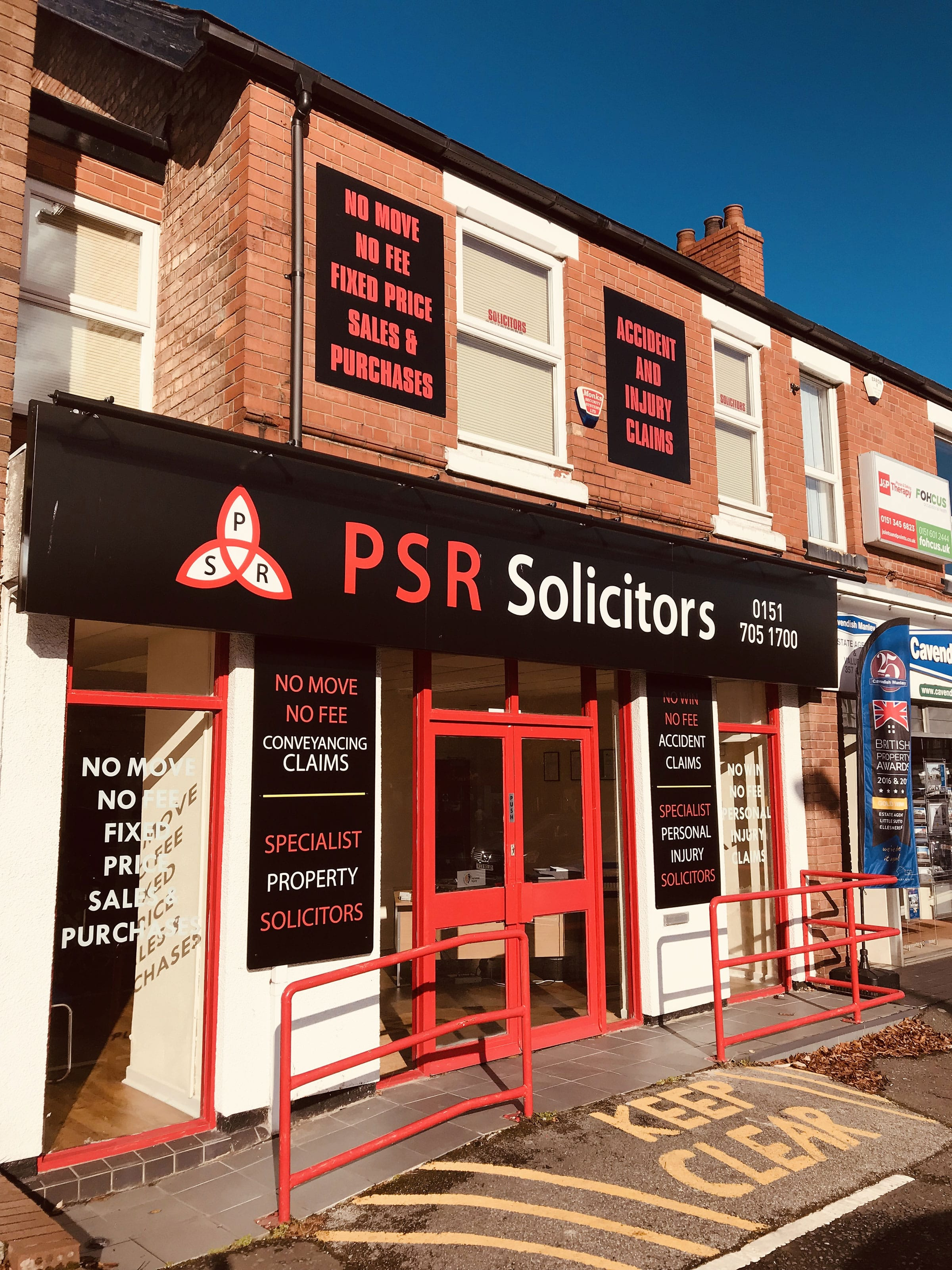 PSR Solicitors in Ellesmere Port