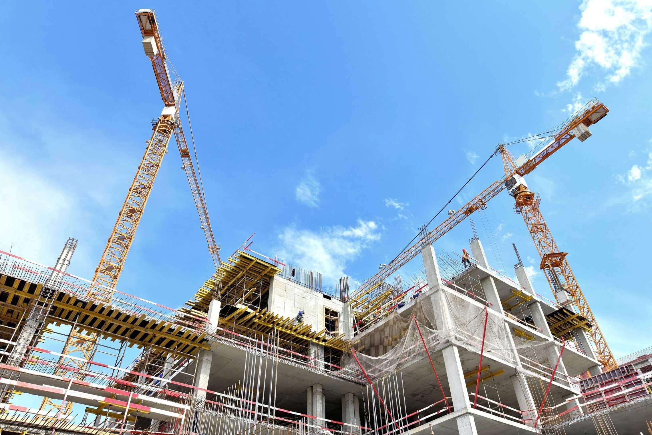 Construction site accident claim for Site constructeur