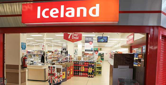 £5,600 Accident Claim won against Iceland Store