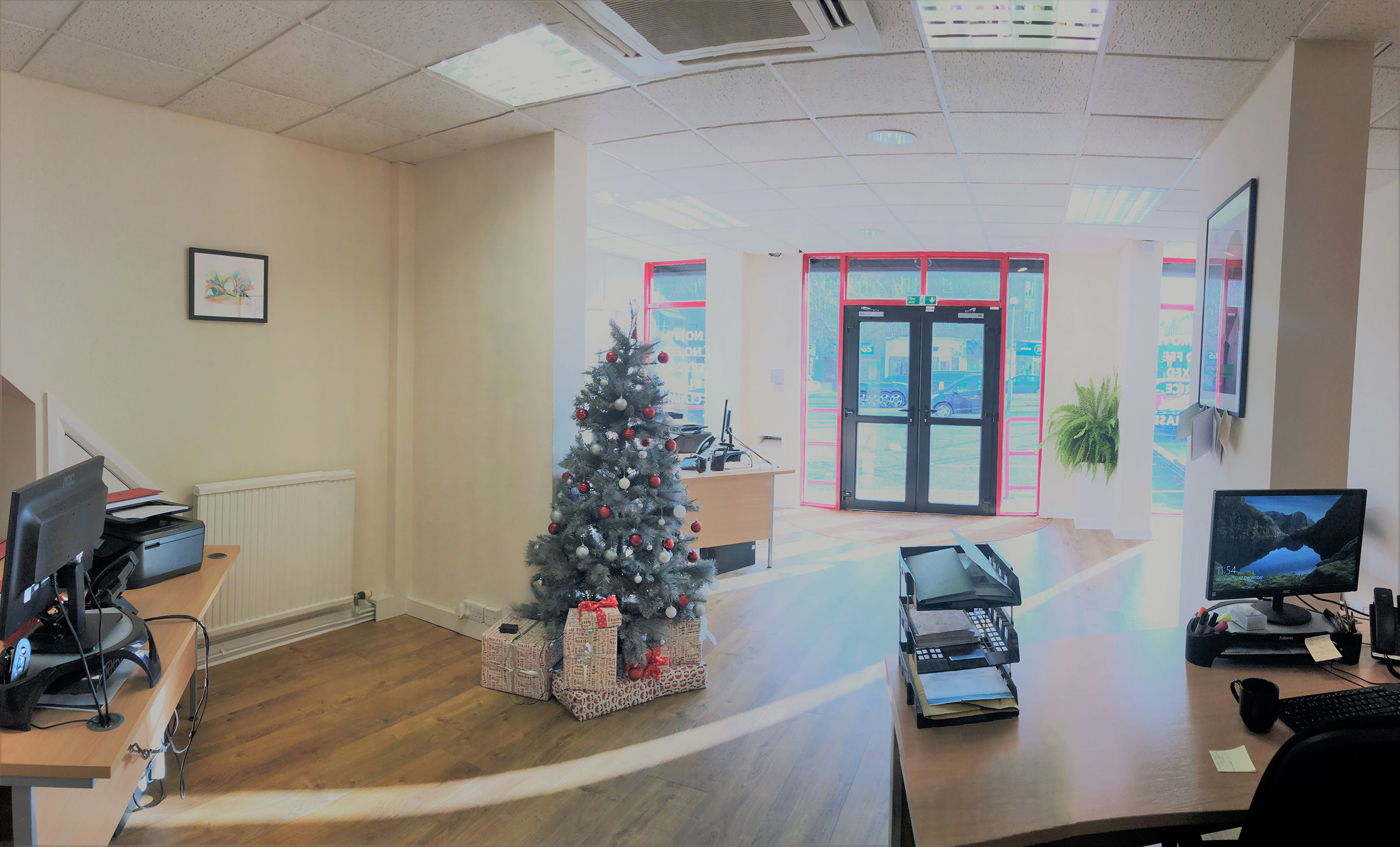 PSR Solicitors Ellesmere Port Office - Interior