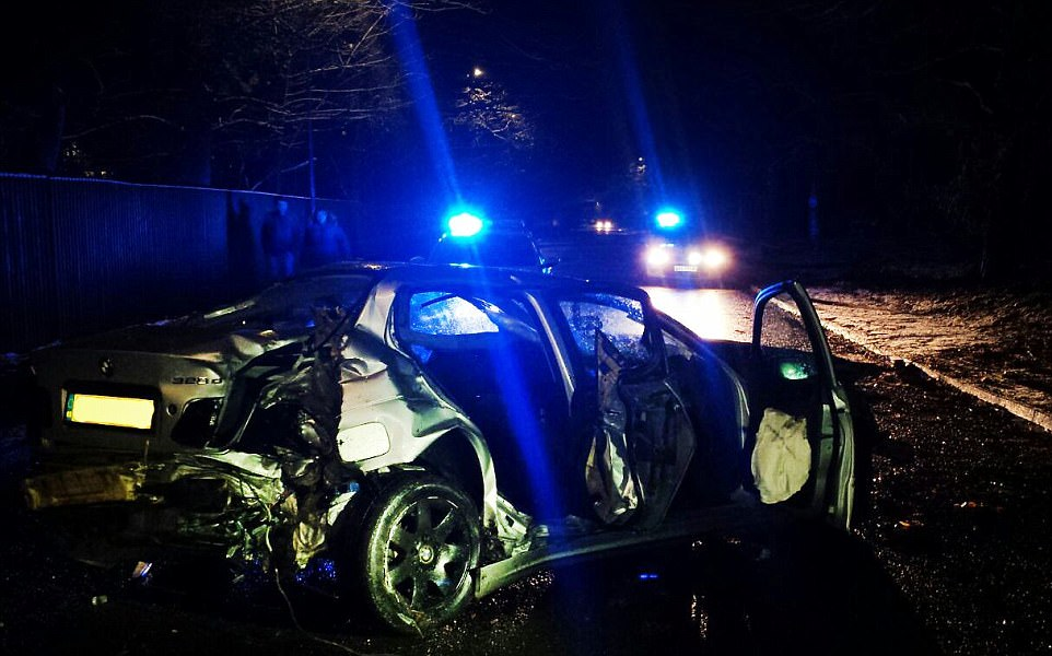 £4,000 For Car Accident In St Asaph
