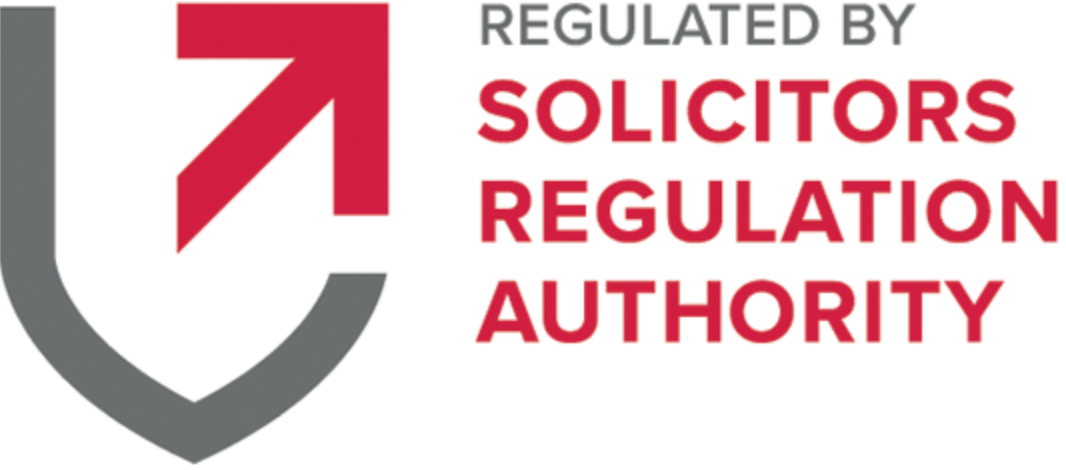Regulated by the Solicitors Regulation Authority