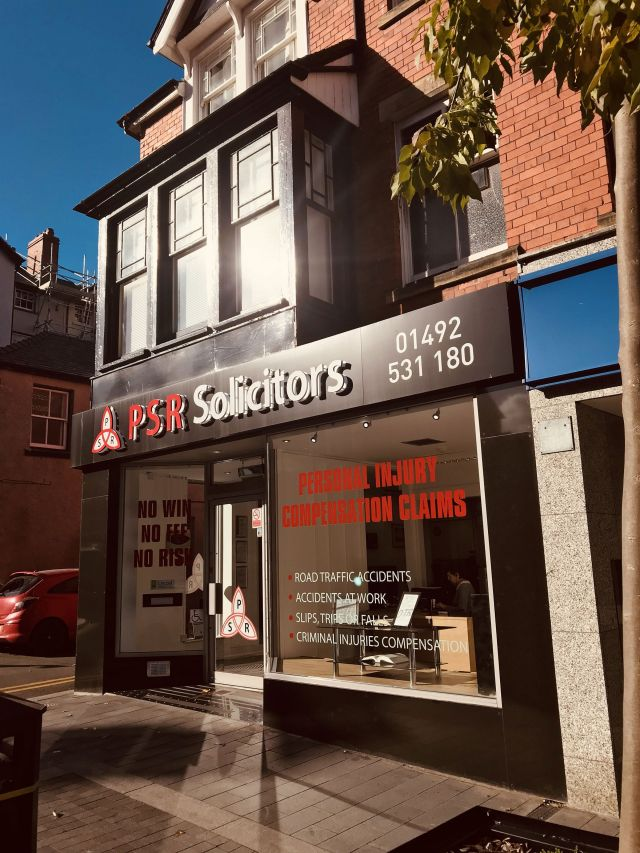 PSR Solicitors in Colwyn Bay
