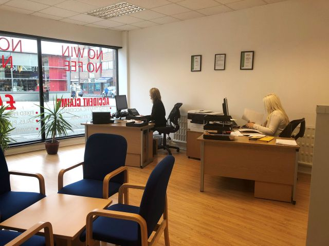 PSR Solicitors Wrexham Office - Interior