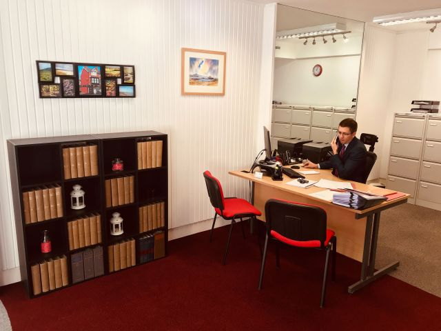 PSR Solicitors Colwyn Bay Office - Interior
